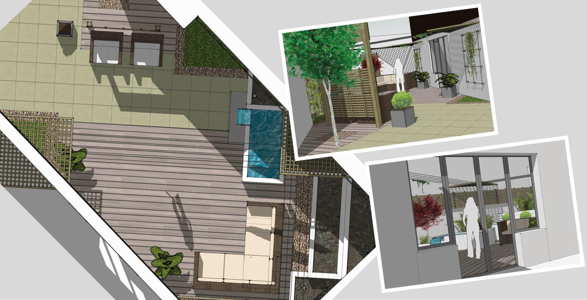 Garden Design - The Process   Garden Design Concepts